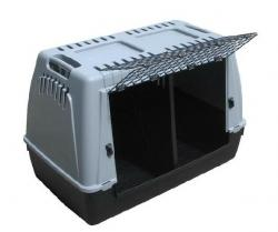 Trasportino per cane C0803010 - grigio