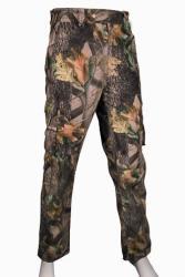 Pantalone Scamosciato - forest