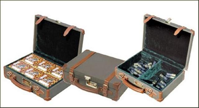 Negrini valigia porta munizioni shopping online - Borsa porta munizioni ...