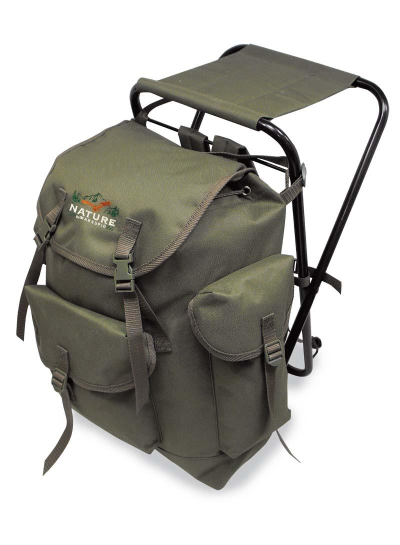 Backpack fishing chair - Marsupio Chair